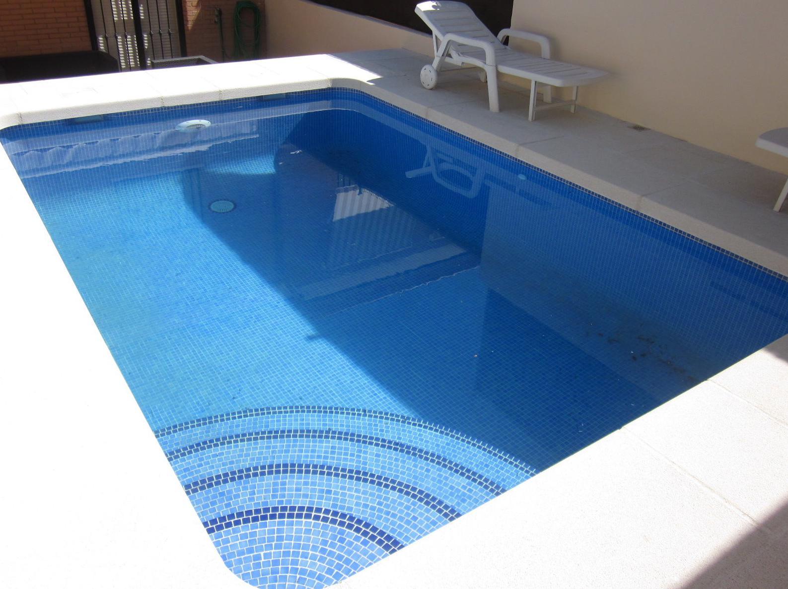 Foto 6 de piscinas instalaci n y mantenimiento en san for Precio construccion piscina de obra