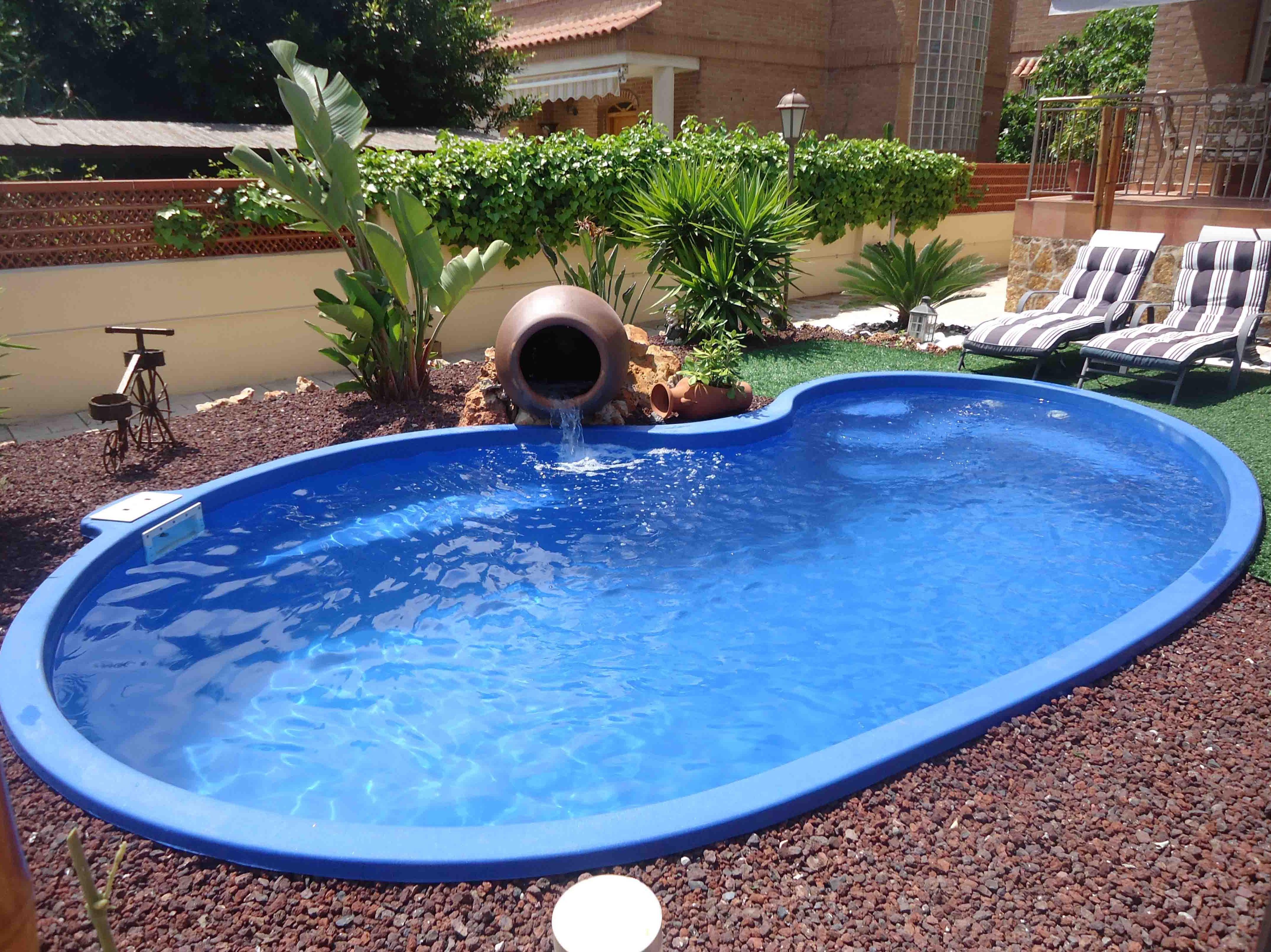 piscina Freedom 2000