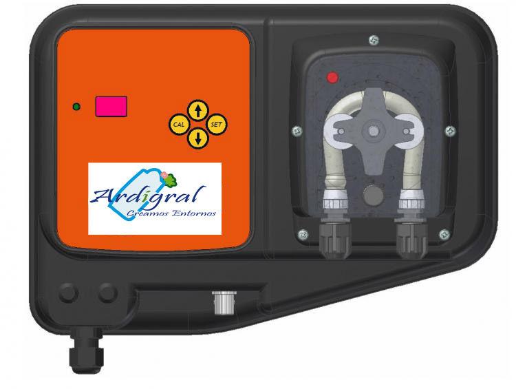 Regulador de Ph automático con sonda Redox