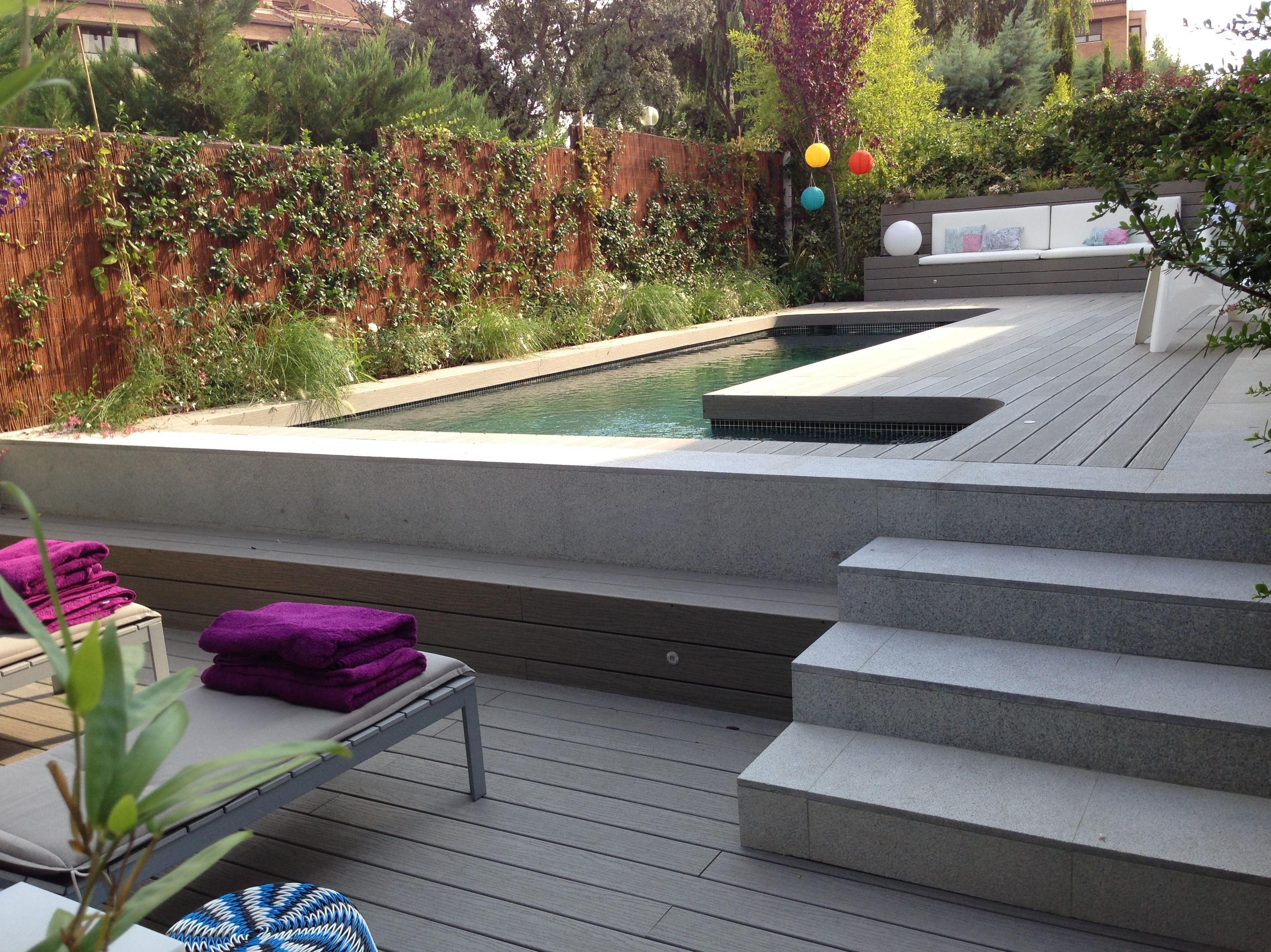 Foto 1 de piscinas instalaci n y mantenimiento en san for Piscina elevada obra