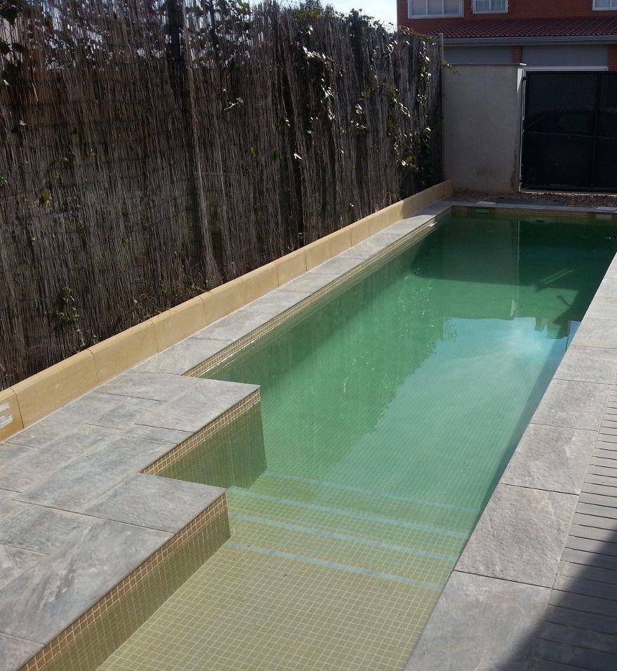 Foto 5 de piscinas instalaci n y mantenimiento en san - Gresite piscinas colores ...