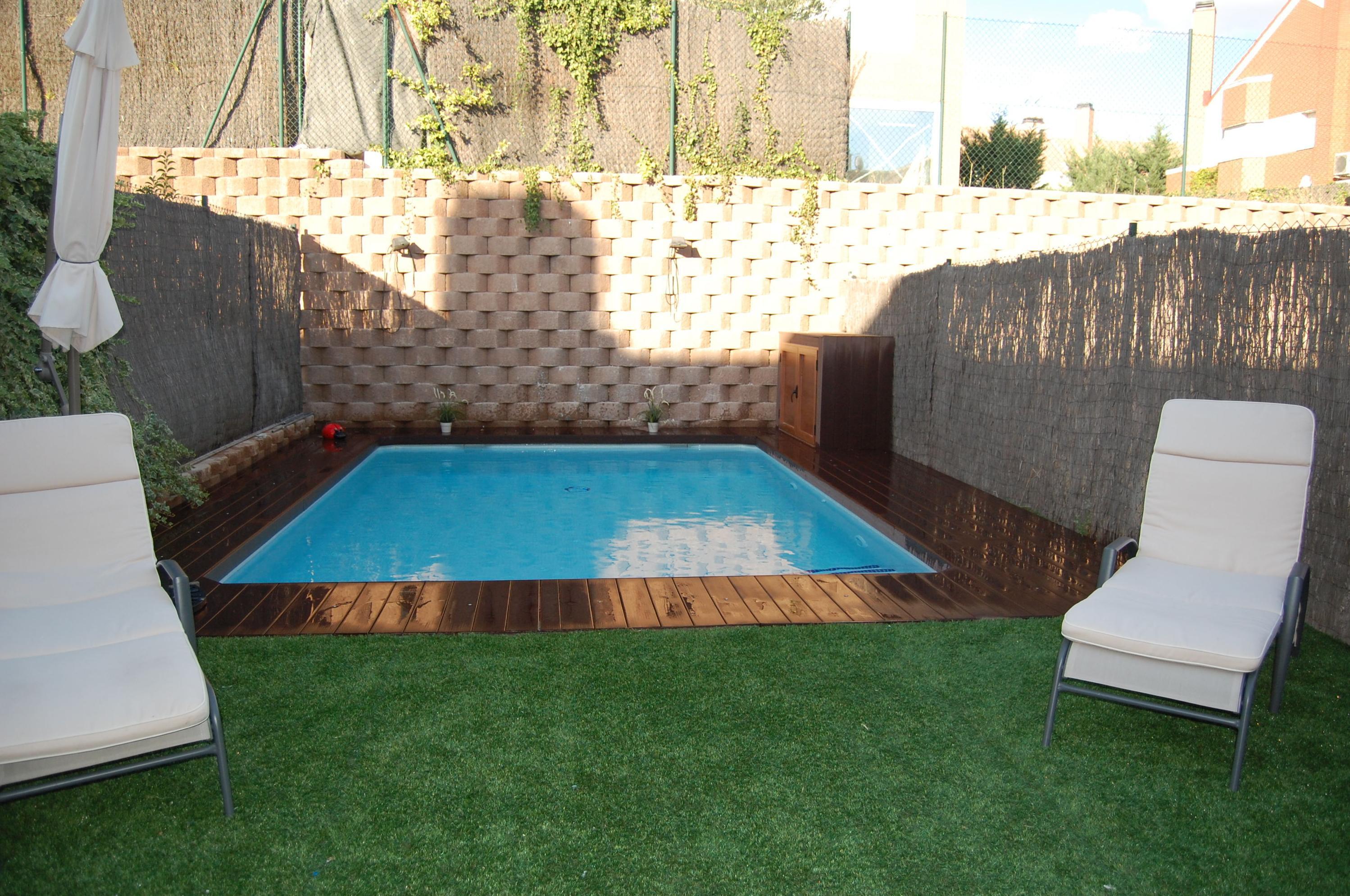 Lujoso coste piscina vi eta ideas de decoraci n de for Piscinas talavera