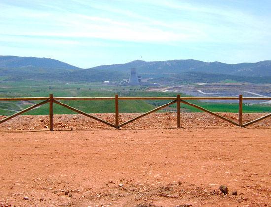 Cerramientos de madera cerramientos portillo de ferreter a y mallas portillo - Cerramientos de madera ...