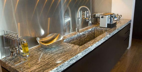 Encimeras de cocinas en gij n marmoler a gijonesa la - Cocinas en gijon ...