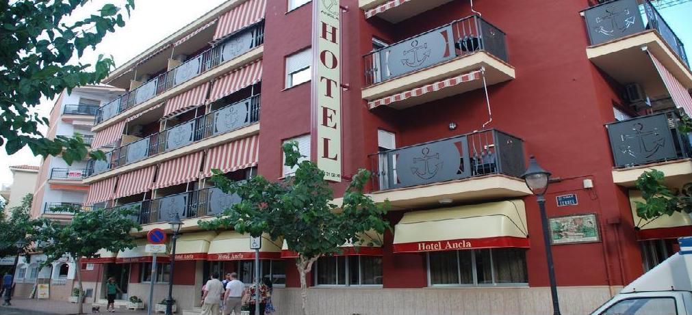 Foto 4 de Servicios turísticos en Oropesa del Mar   Hotel Ancla
