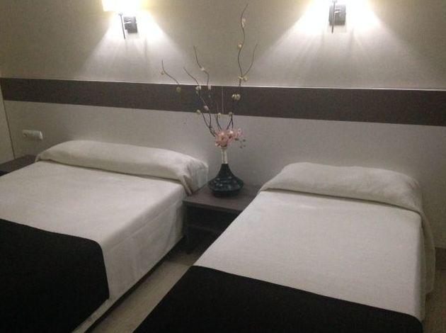 HOTEL ANCLA EN OROPESA DEL MAR - HABITACIÓN DOBLE
