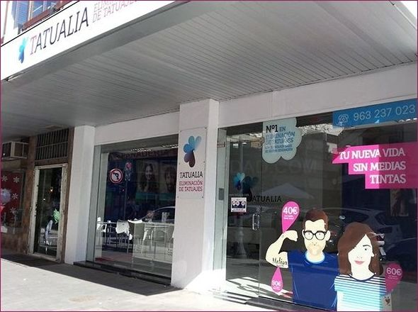 Centro de depilación láser en Valencia