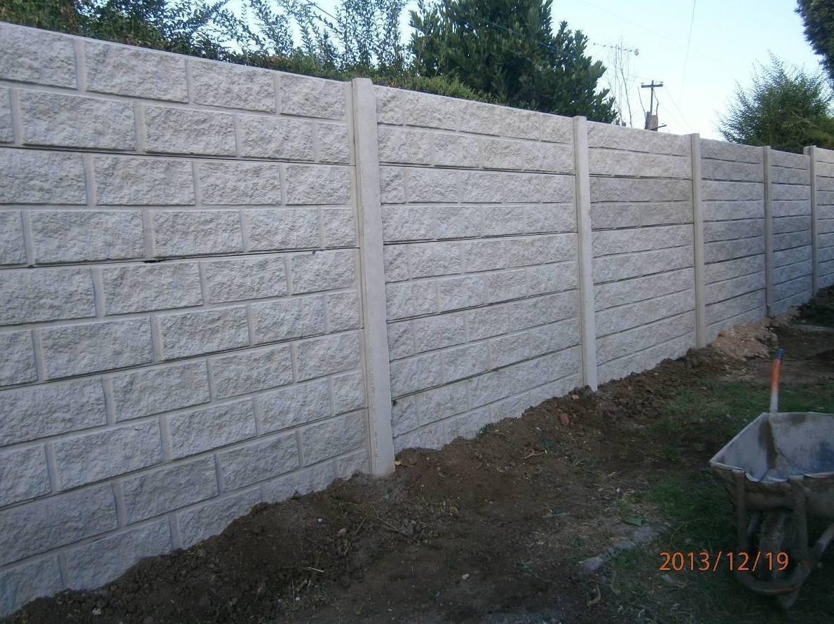 Venta campo soledad estero argentina colecci n de fotos aseguramiento de la calidad - Muros de hormigon ...