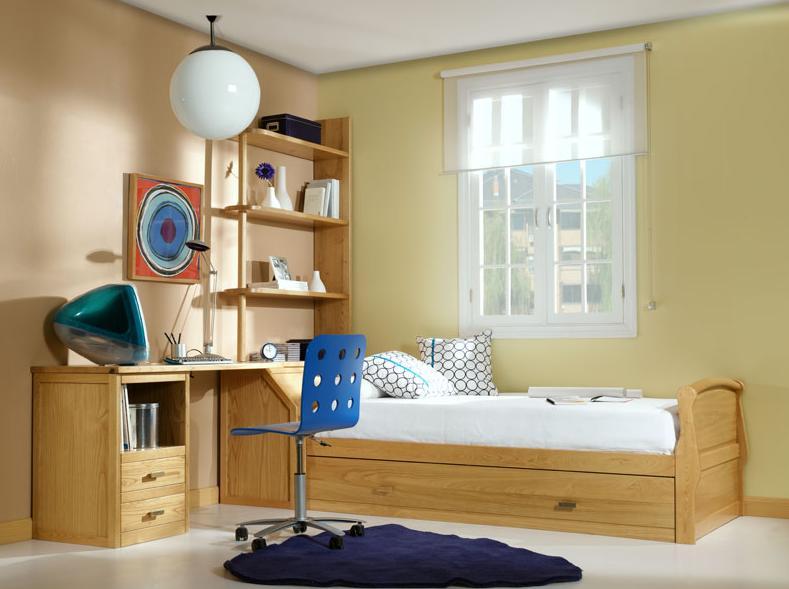 Muebles juveniles roble 20170826150555 - Muebles de roble macizo ...