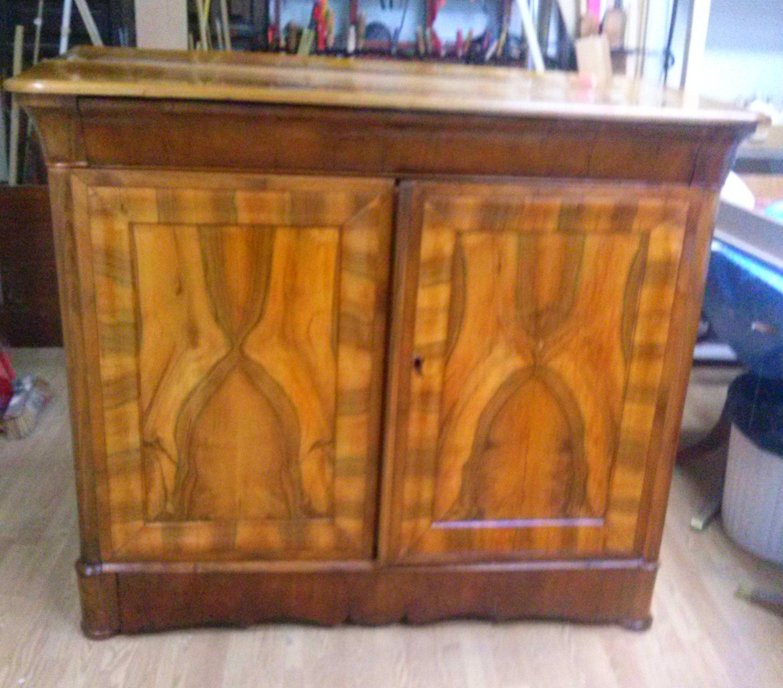 foto de restauracin de muebles y antigedades en madrid poblet