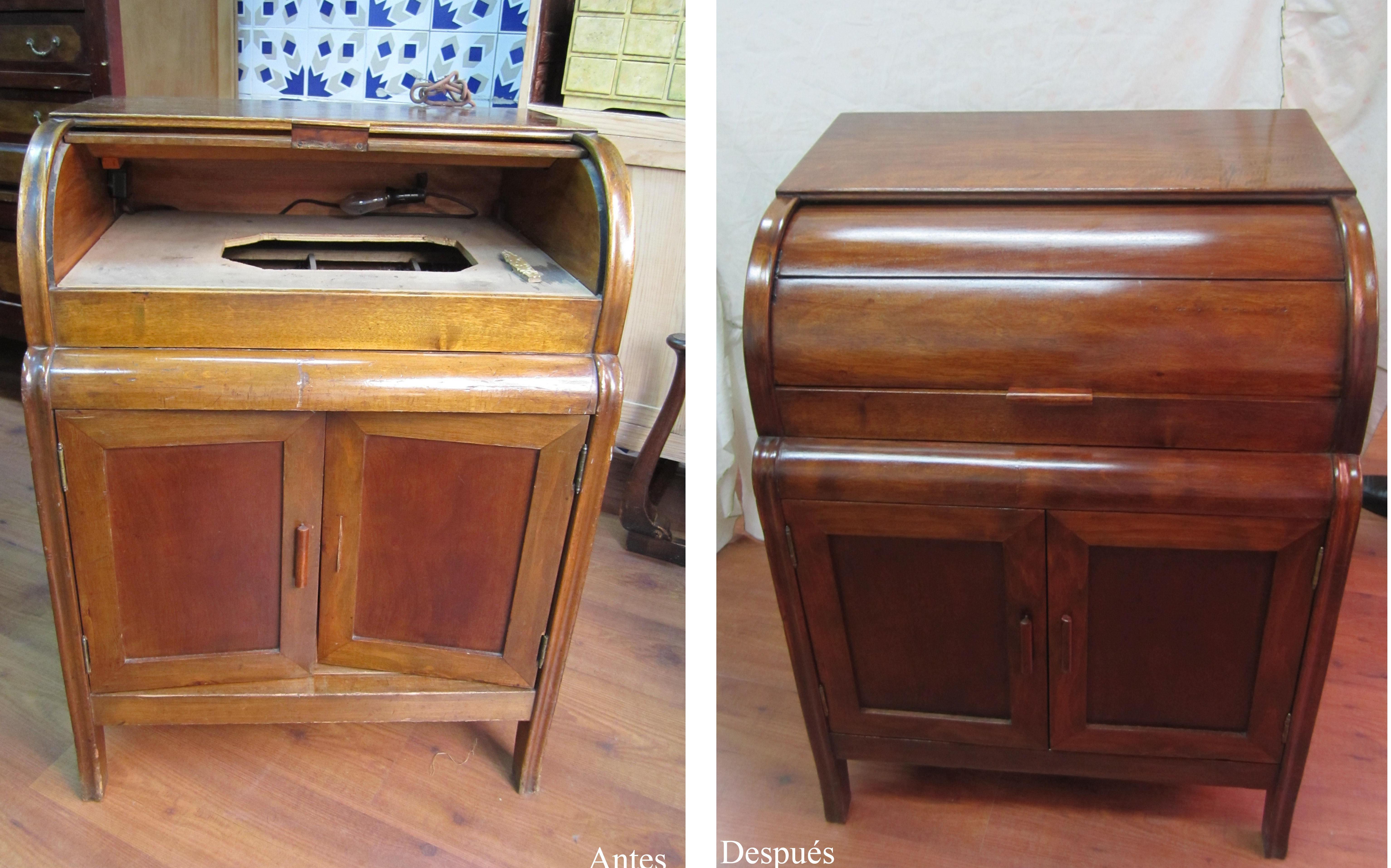 Foto 2 de restauraci n de muebles y antig edades en madrid - Restauracion de muebles de madera ...