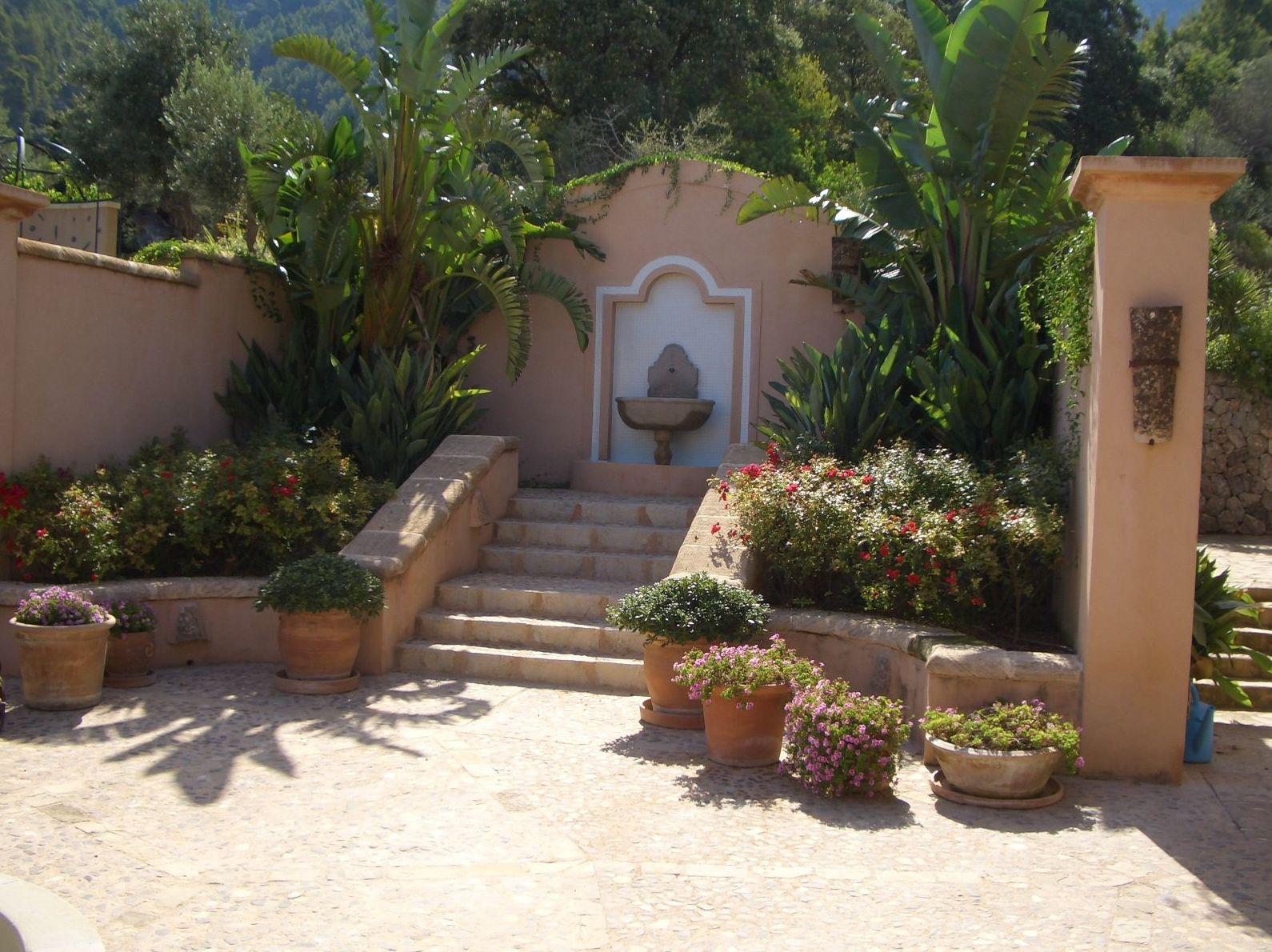 Complementos para patios