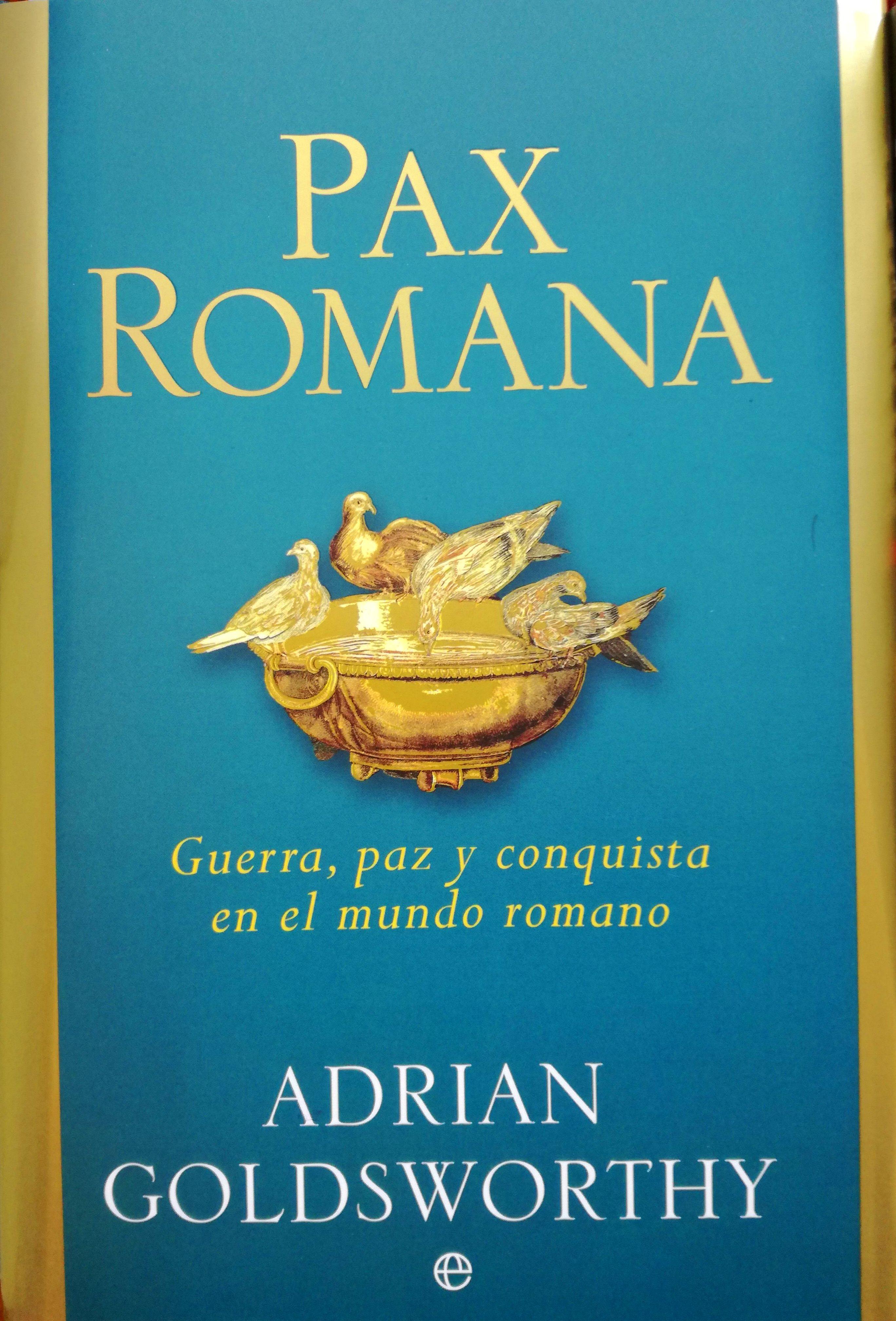 Pax romana: SECCIONES de Librería Nueva Plaza Universitaria