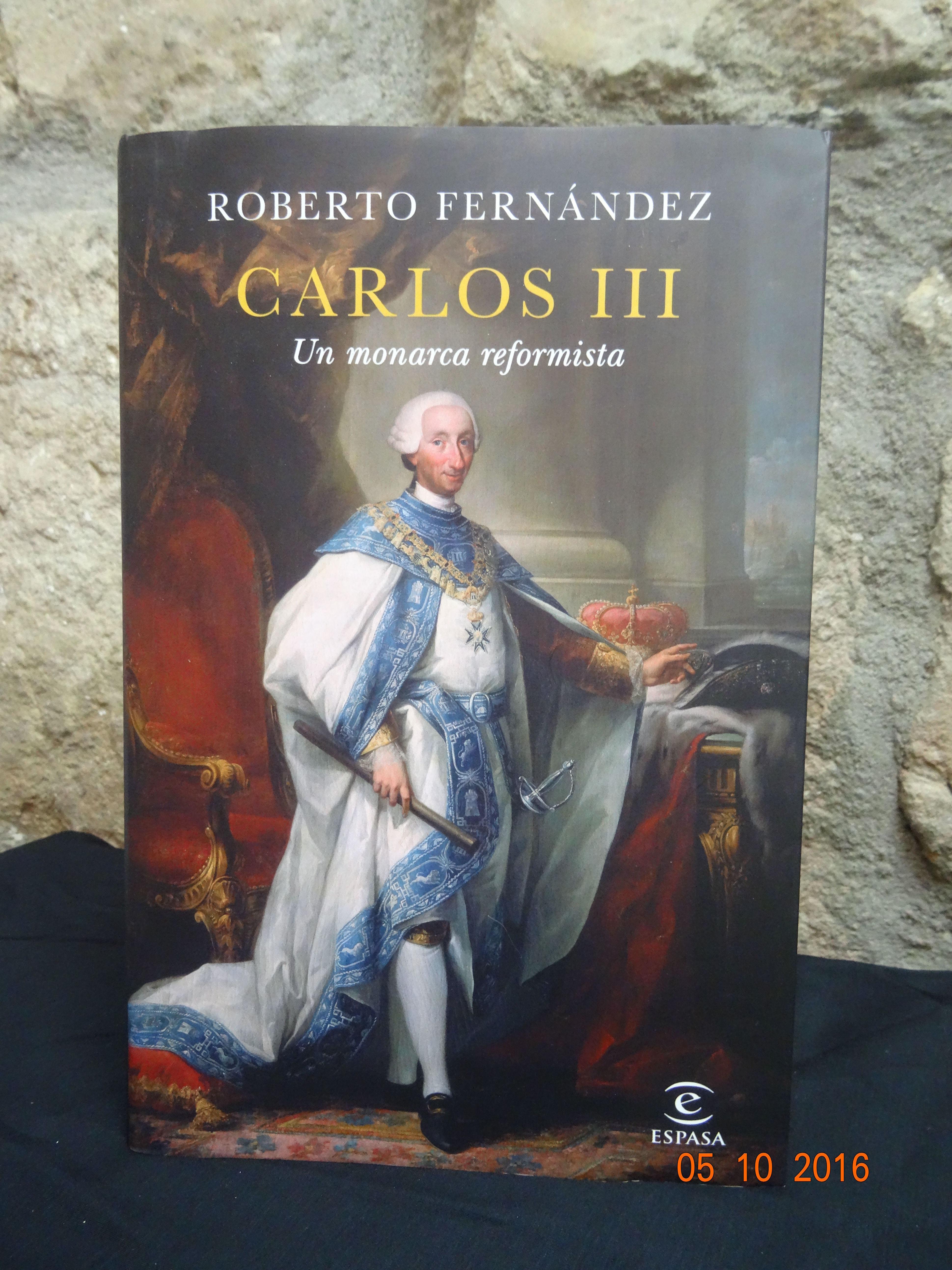 Carlos III. Un Monarca reformista: SECCIONES de Librería Nueva Plaza Universitaria