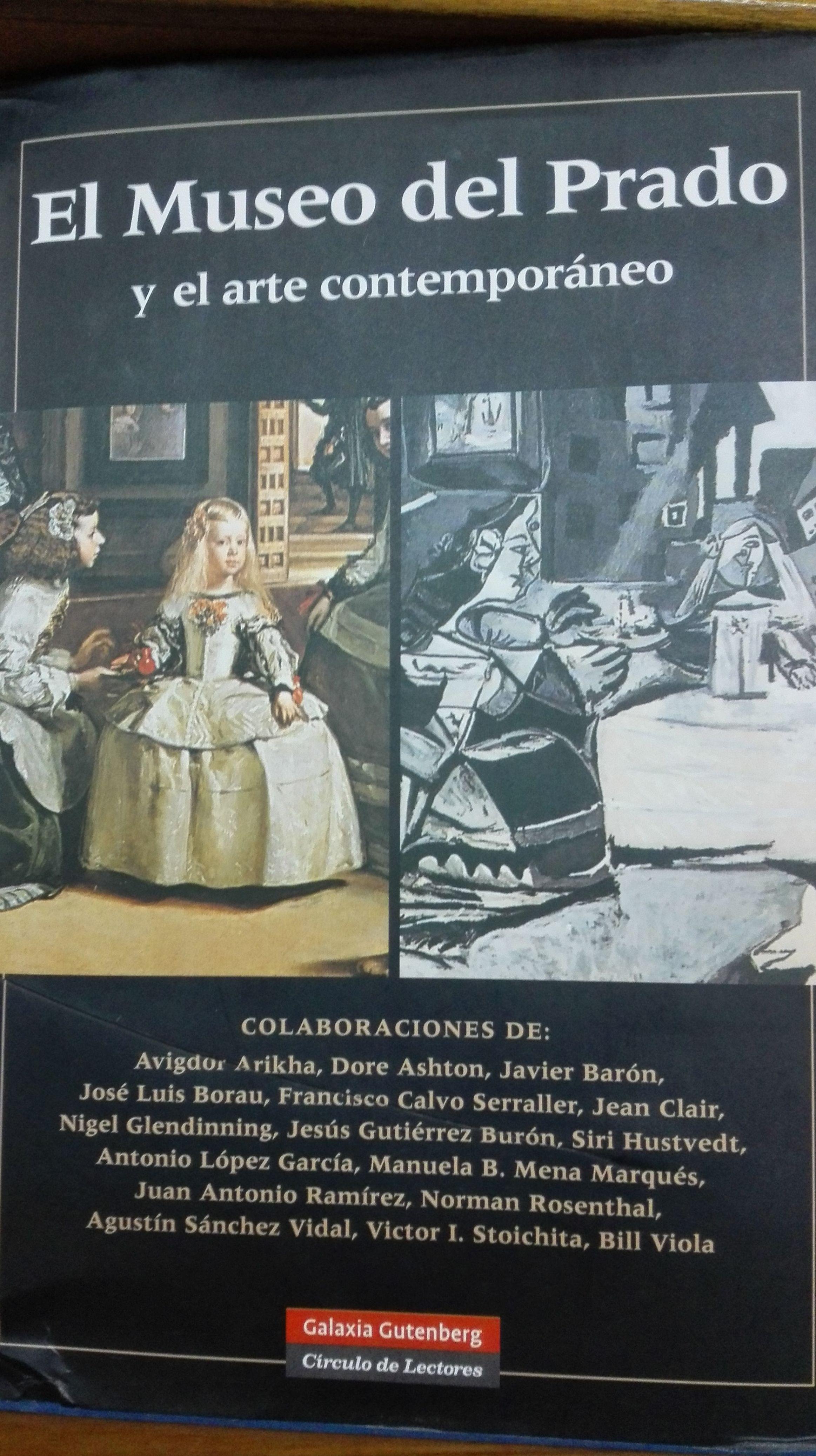 El museco del Prado y el arte contemporaneo