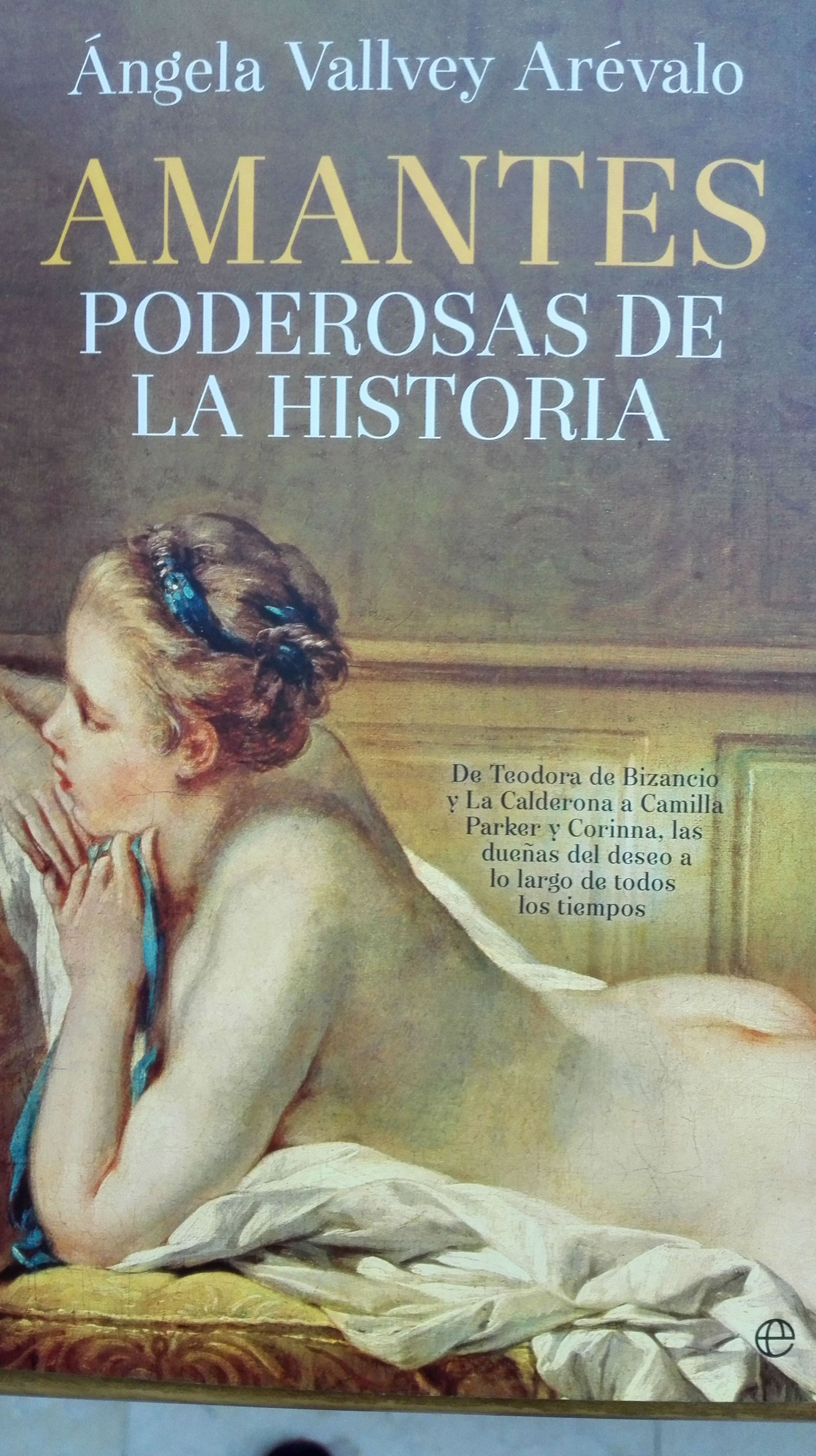 Amantes poderosas de la historia