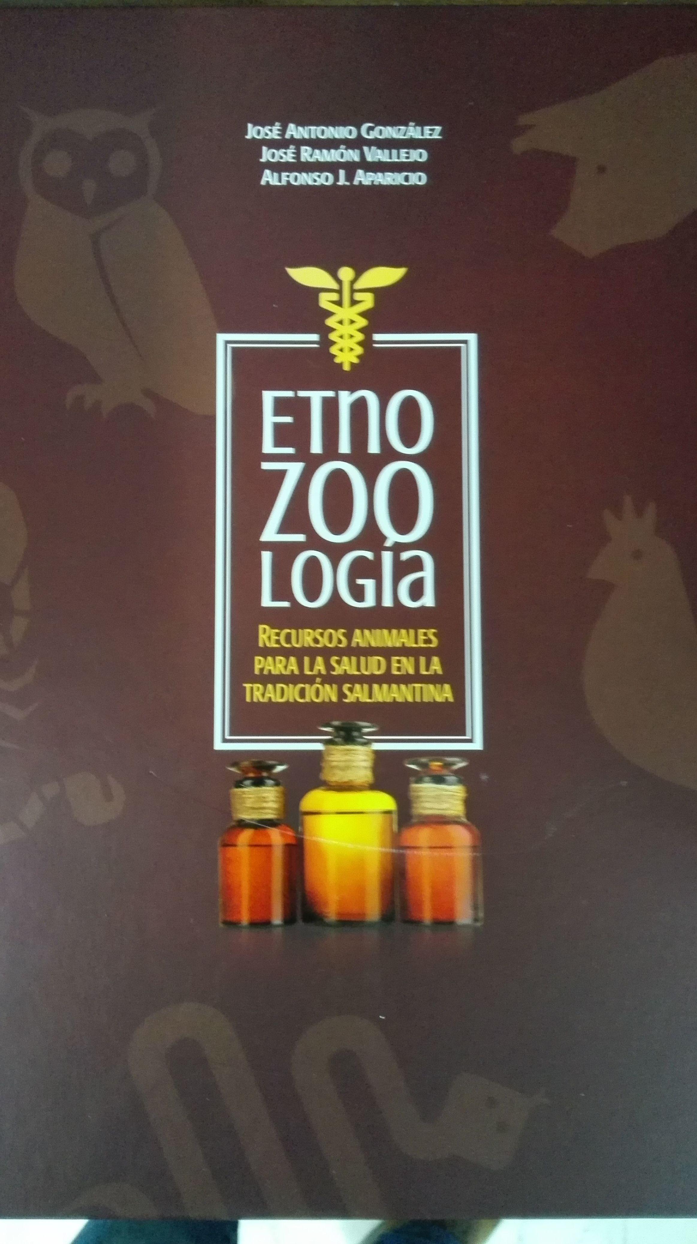 Etnozoologia, recursos naturales para la salud en le tradición Salmantina