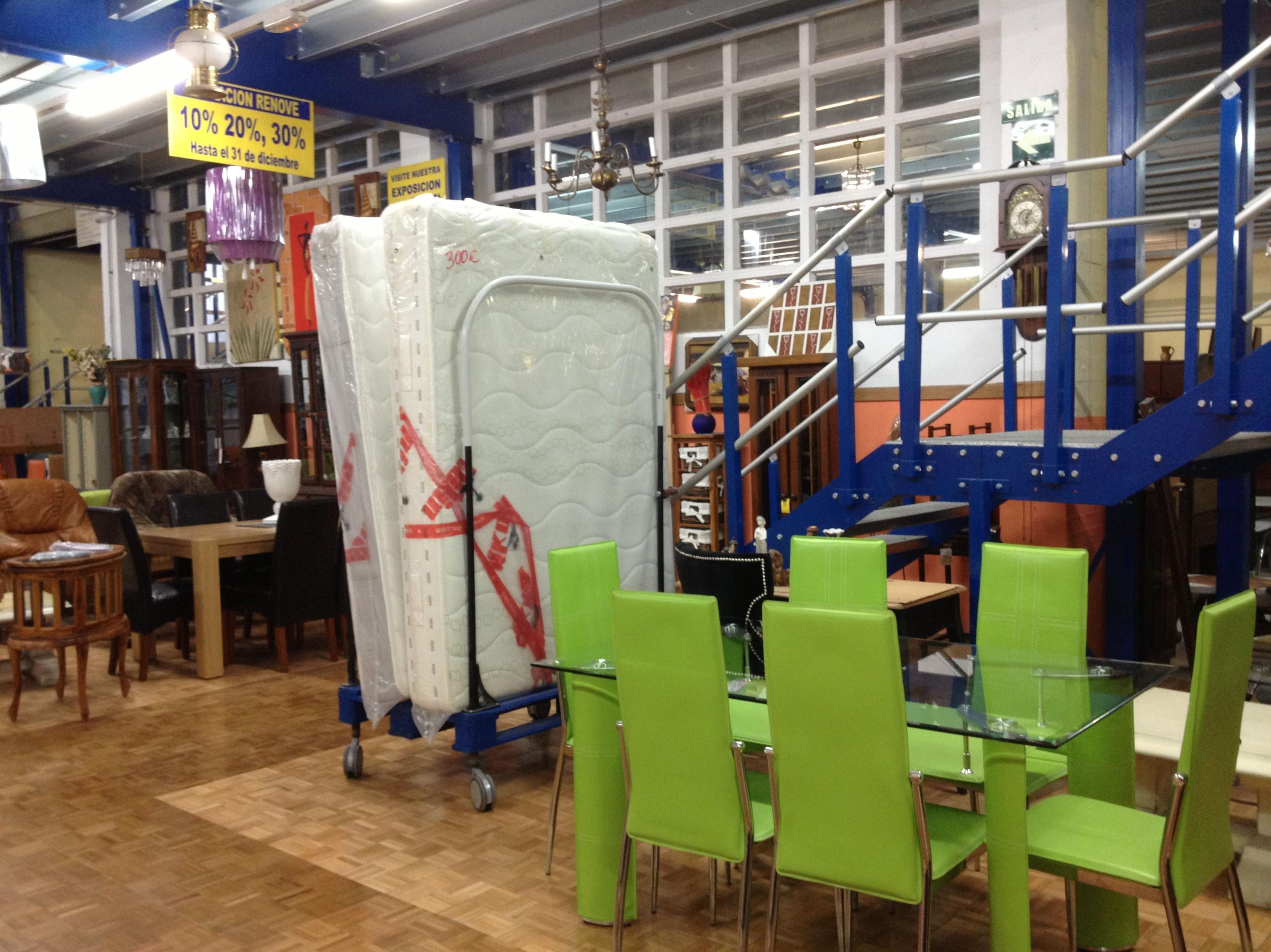 Muebles de segunda mano muebles nuevos y usados de remar - Remar muebles madrid ...