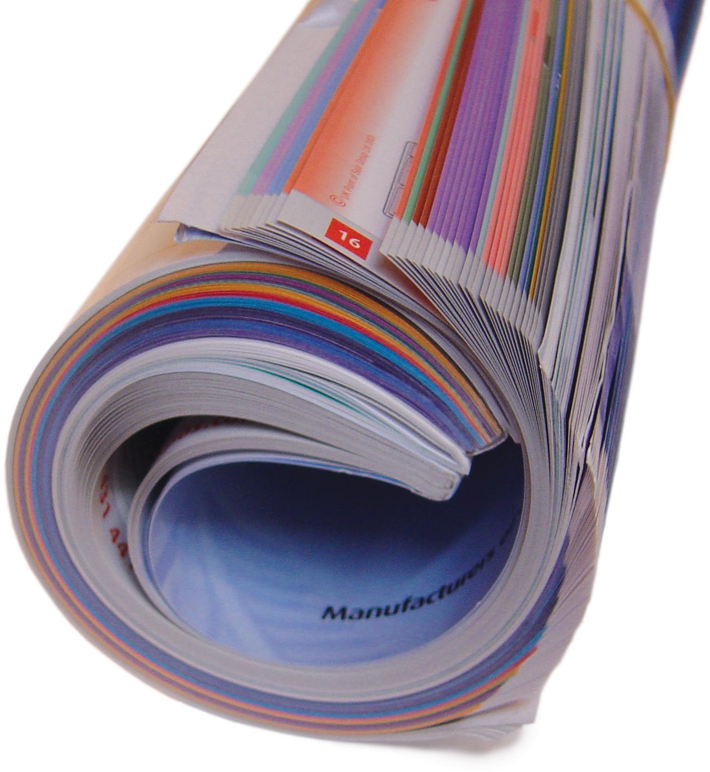 Impresión de folletos, revistas...