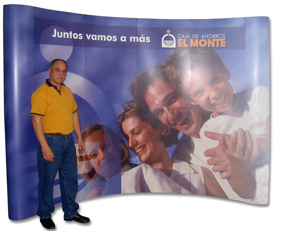 Trabajo realizado para Caja de Ahorros El Monte