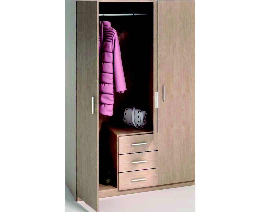 Armarios baratos armario dormitorio blanco ikea armarios for Armario de dormitorio blanco barato