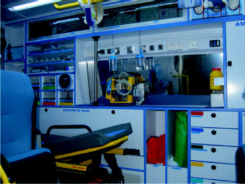 Foto 3 de Ambulancias en Huelva | Ambulancias La Cinta