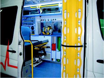 Foto 5 de Ambulancias en Huelva | Ambulancias La Cinta