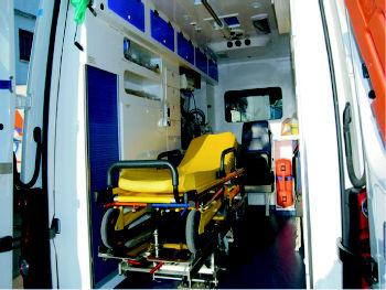 Foto 4 de Ambulancias en Huelva   Ambulancias La Cinta