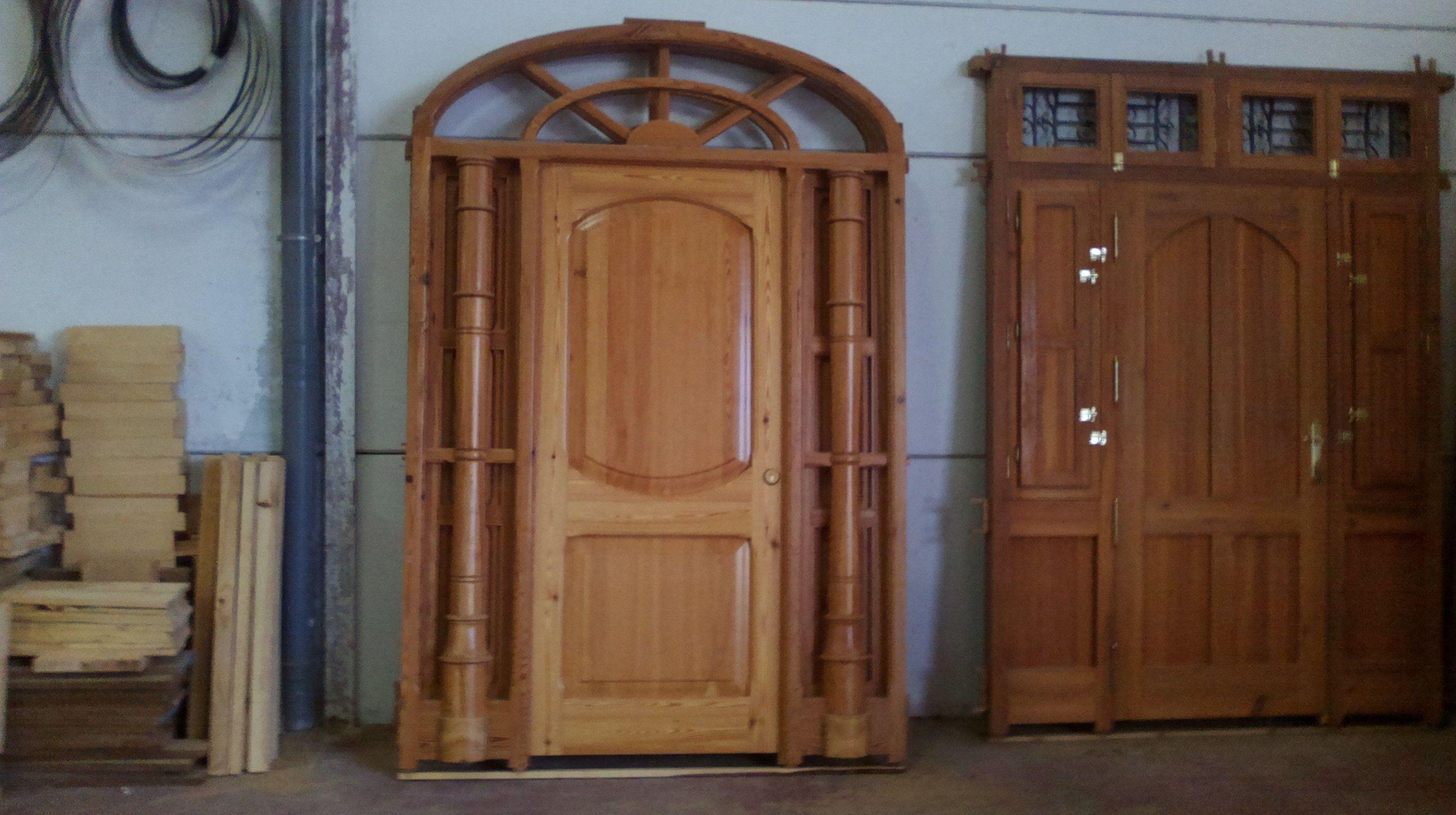 modelos de puertas de madera modelo de puertas de madera