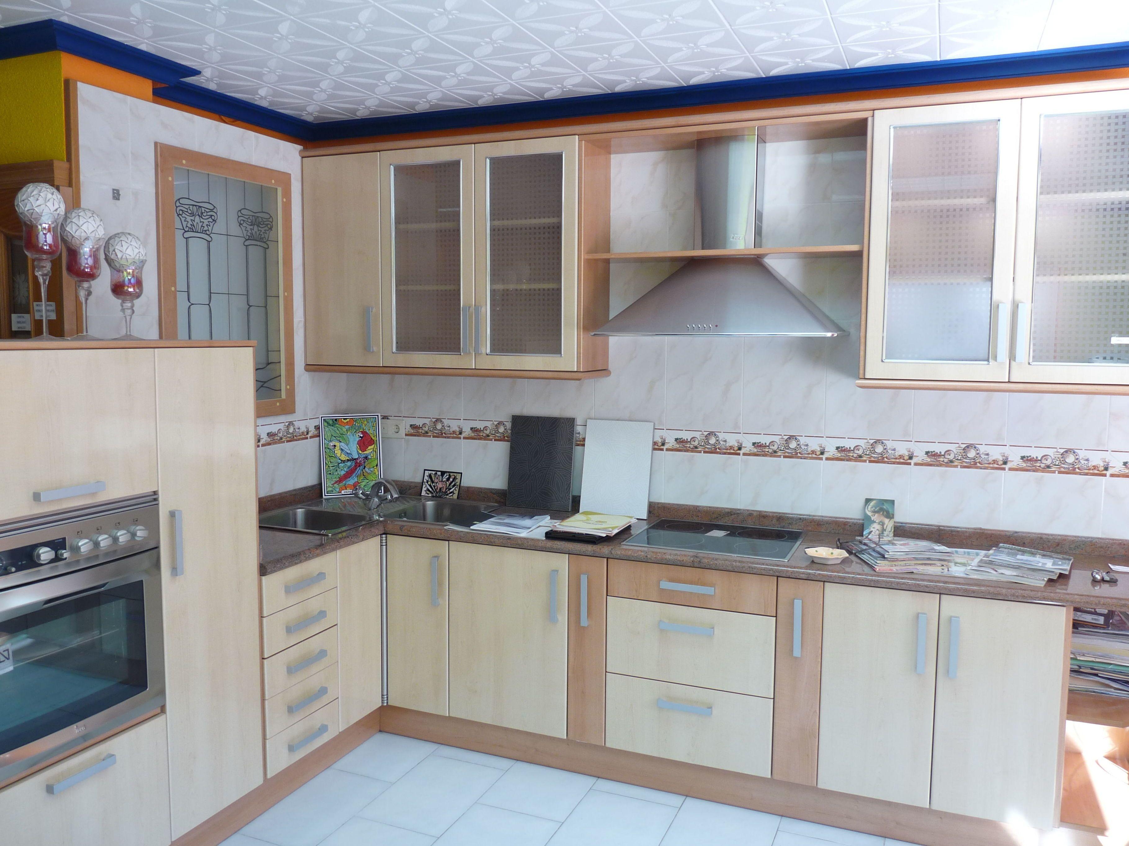 Muebles cocina economicos elegant muebles de cocina for Muebles de cocina baratos