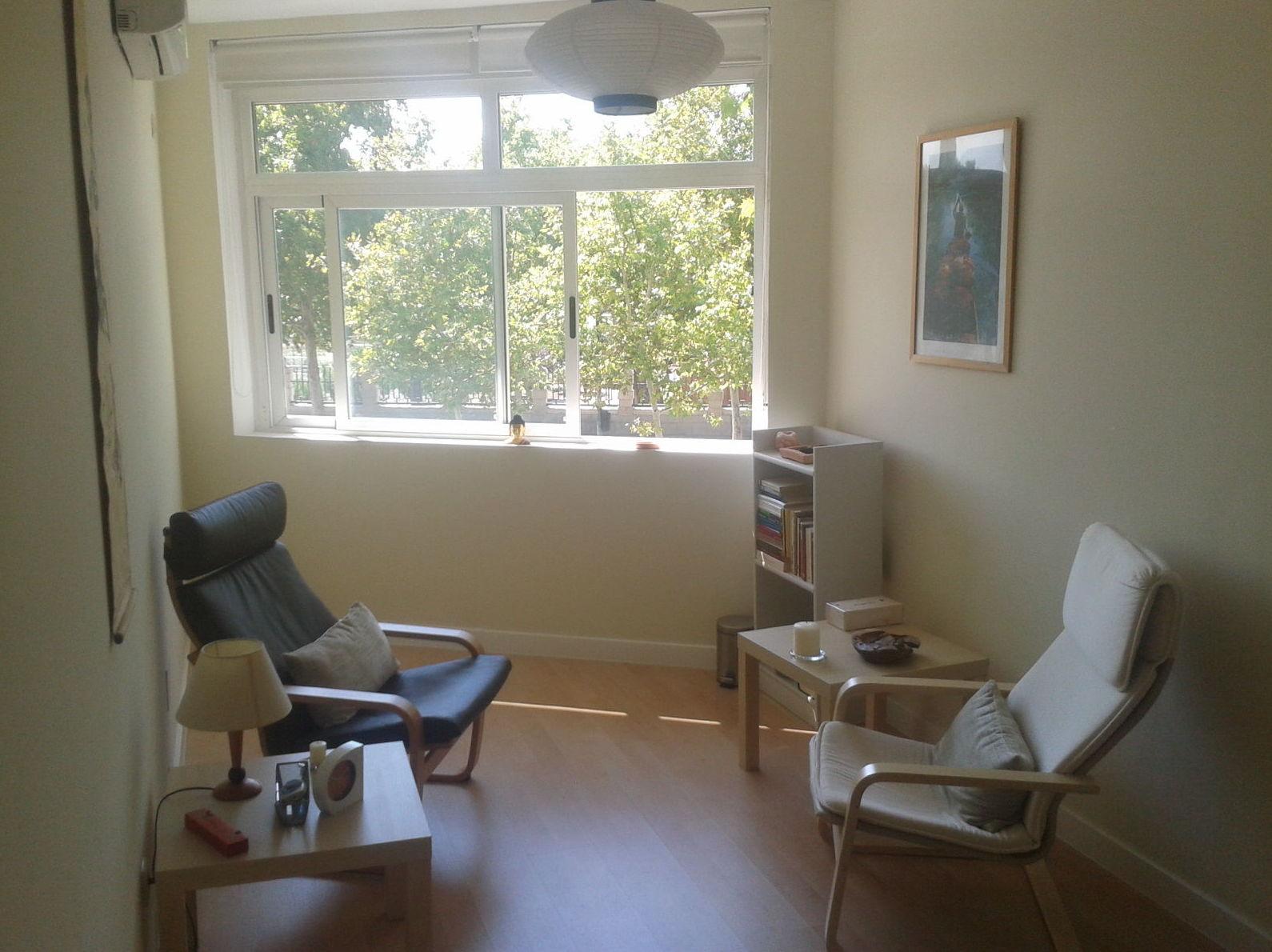 Sala de terapia individual