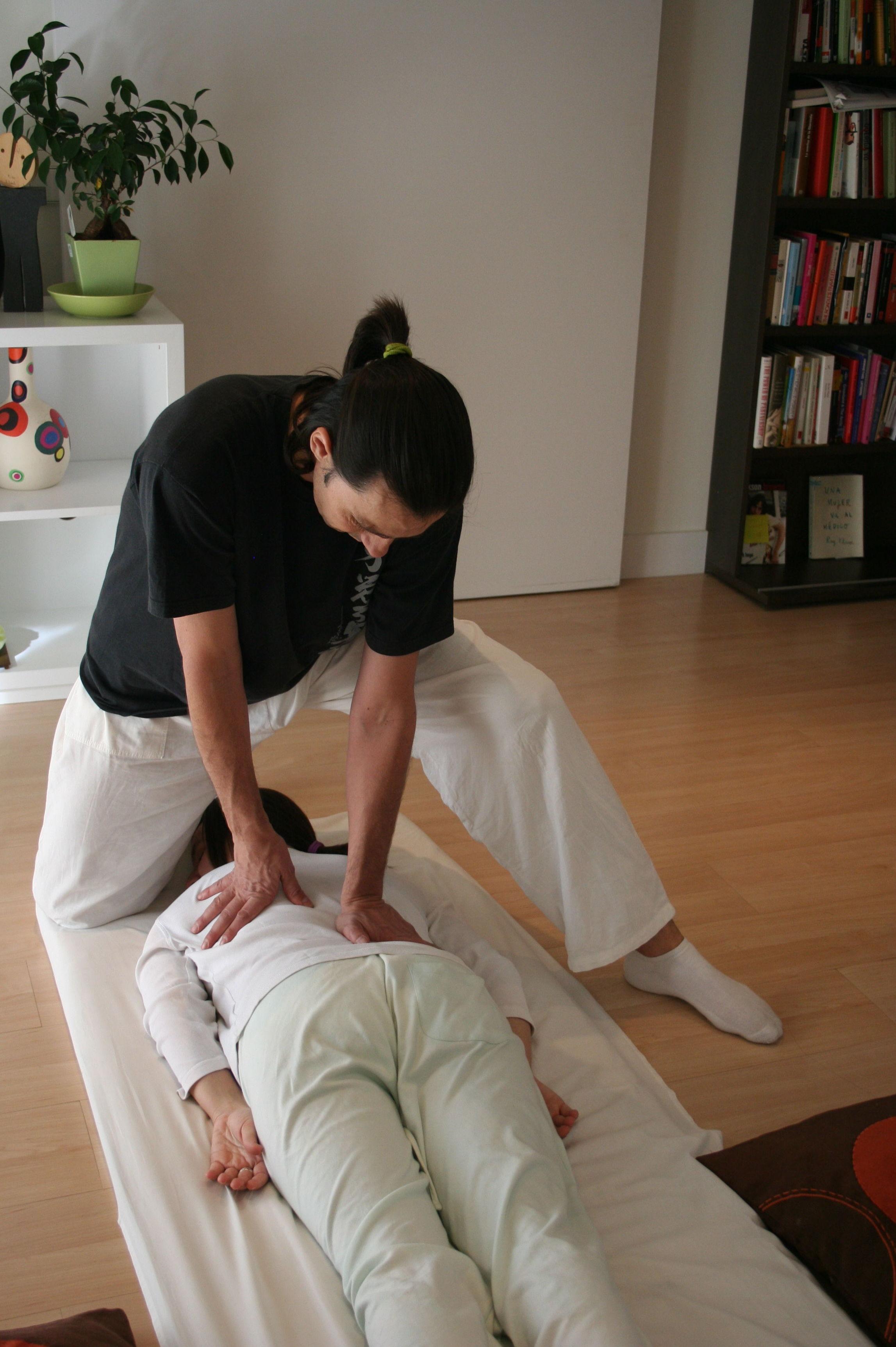 Terapias corporales en Madrid centro