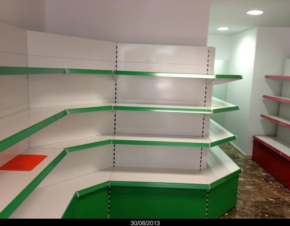 Estanteria Para Baño Segunda Mano:Oferta Estanterias De Segunda Mano Murcia Estanterias Supermercado