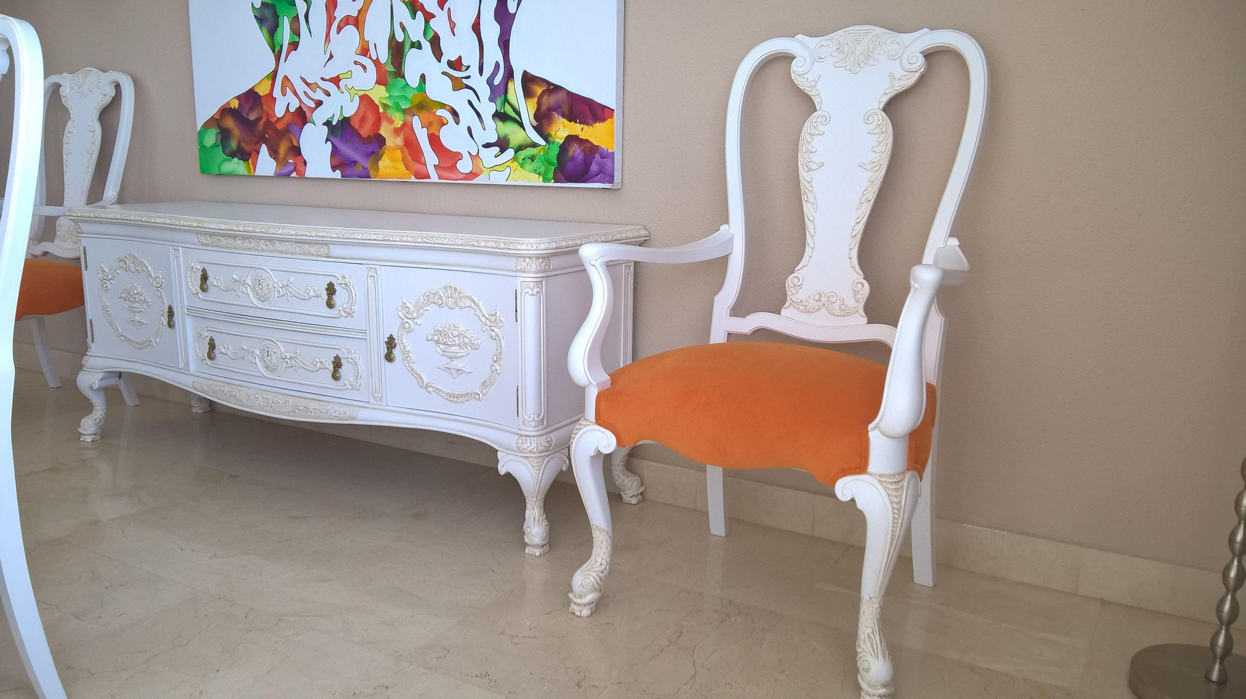 Foto 1 de barnizado y lacado en madrid arribas mart n - Cambiar color muebles ...