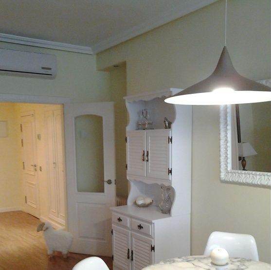 Lacar muebles en Madrid Centro  Cómo decorar tu vivienda en blanco