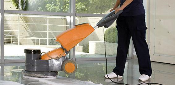Servicio de limpieza de edificios y locales en Madrid