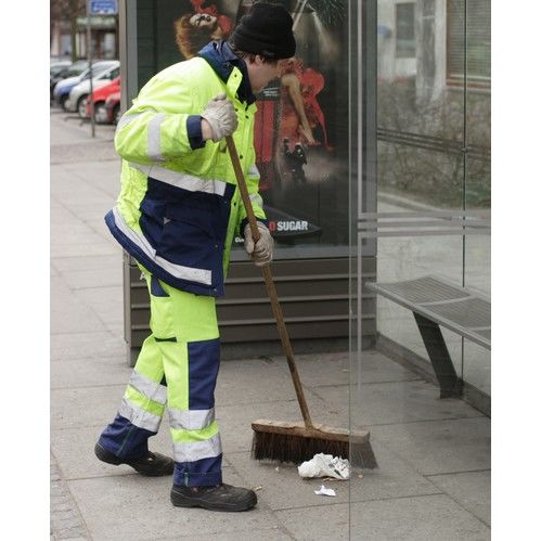 Limpieza de calles y vías públicas: Servicios de Limpiezas Cristina Mateo