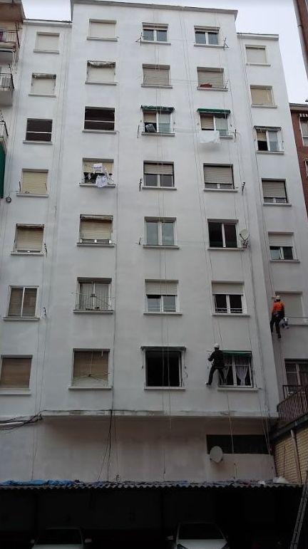 Mantenimiento de fachadas Logroño