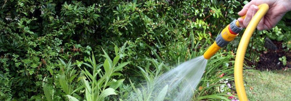 Sistemas de riego para jardines en Cangas