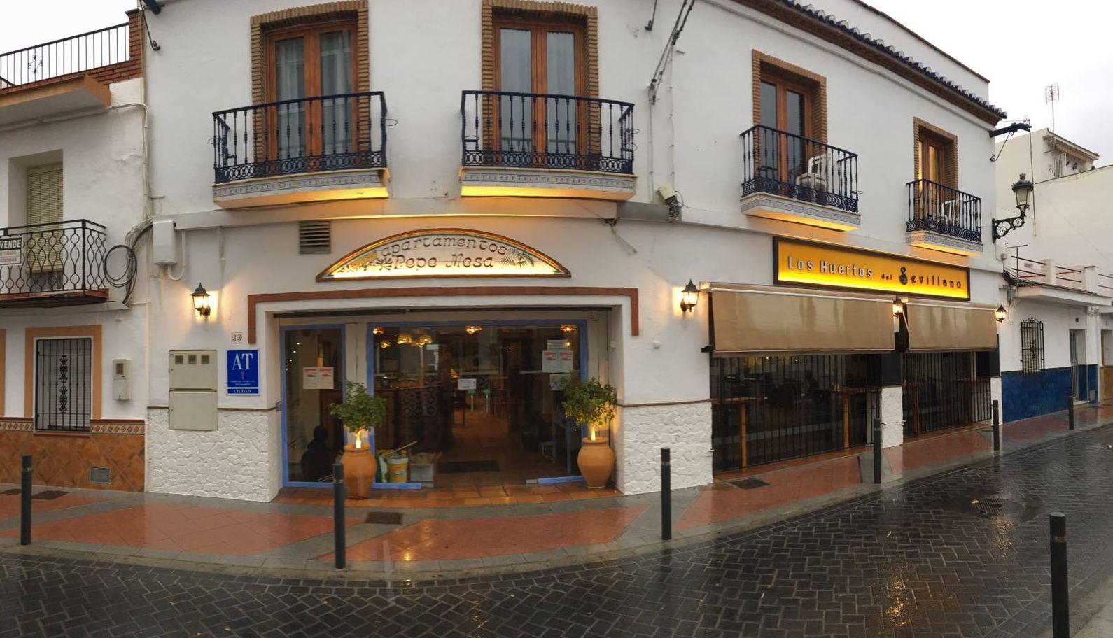 Foto 3 de Cocina andaluza en Nerja | Restaurante Rincón del Sevillano