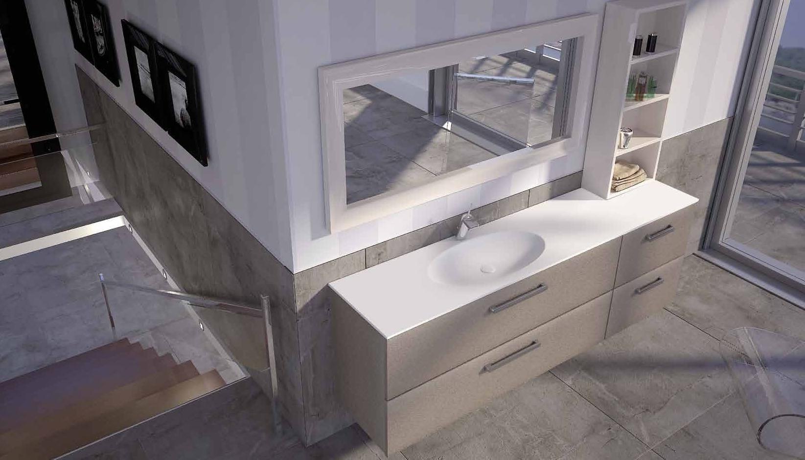 Mueble de baño Kyrya colección 2014 - Modelo D18 ... - photo#41