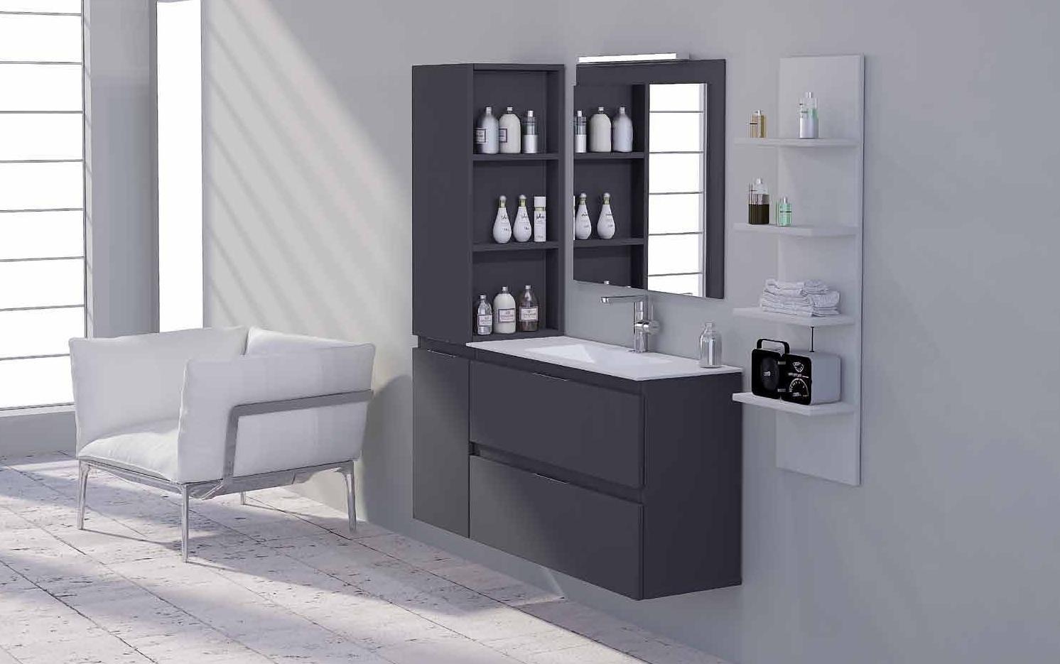 Fabricantes de muebles de baño  KYRYA