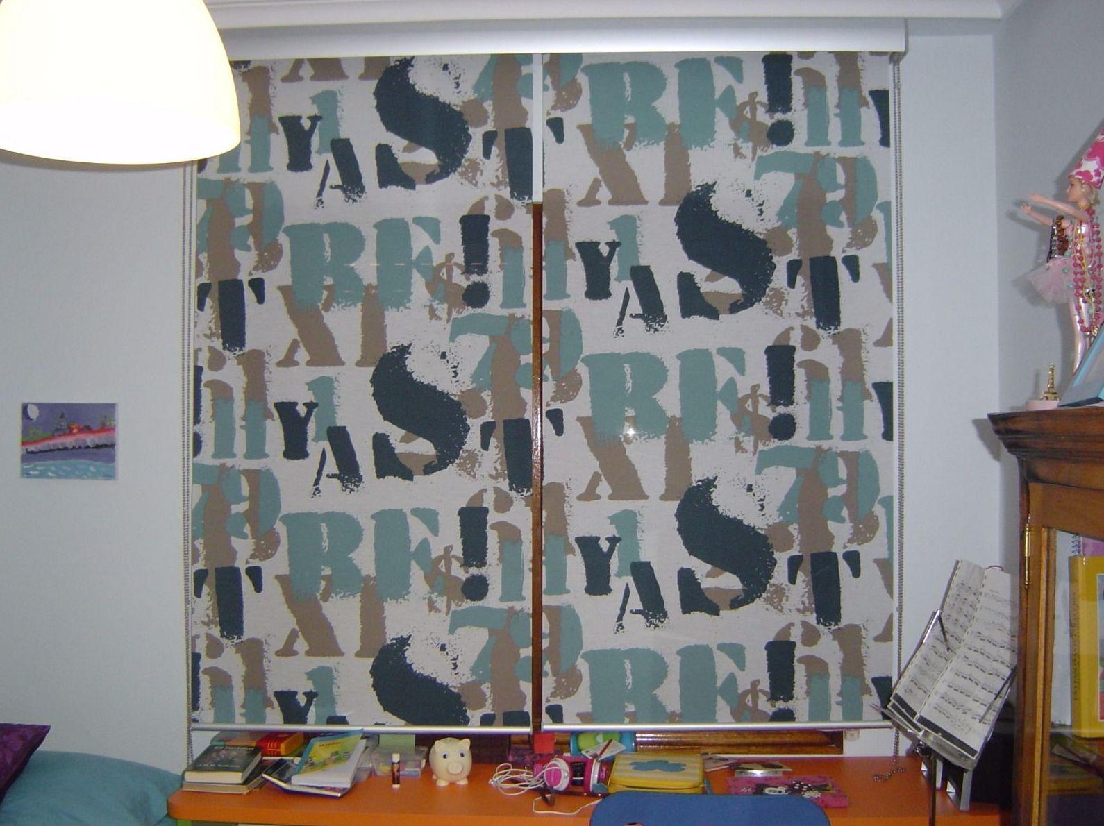 Estores habitacion juvenil para pequeas with estores - Estores habitacion juvenil ...