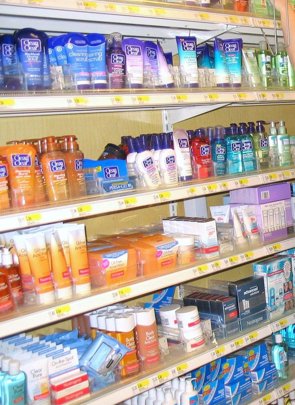 Aseo personal: Productos y servicios de Perfumería Don Aire