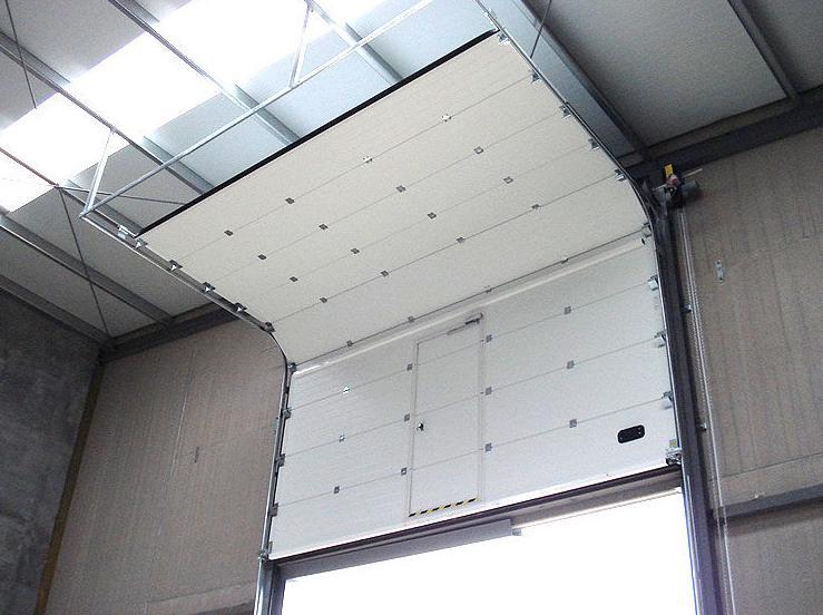 Puertas seccionales en murcia materiales de construcci n - Materiales construccion murcia ...