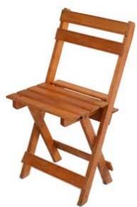 Silla plegable madera cat logo de jedal alquileres for Catalogo de sillas de madera