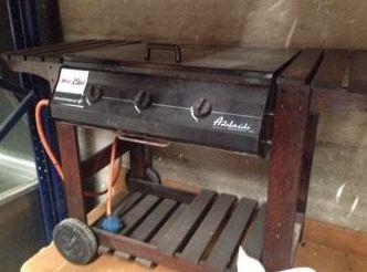 Barbacoa de gas: Catálogo de Jedal Alquileres