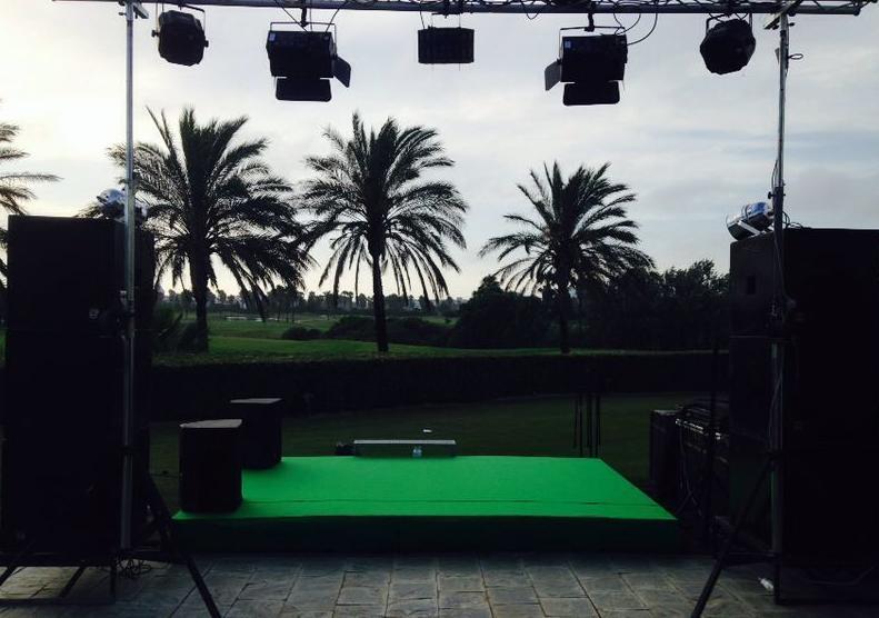 Foto 30 de Alquiler de sillas, mesas y menaje en Jerez de la Frontera | Jedal Alquileres