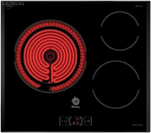 COCINA ELECTRICA - VITROCERAMICA : Catálogo de Jedal Alquileres
