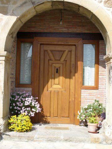Pe 00117 puerta exterior catalogo de productos de - Puertas exterior asturias ...